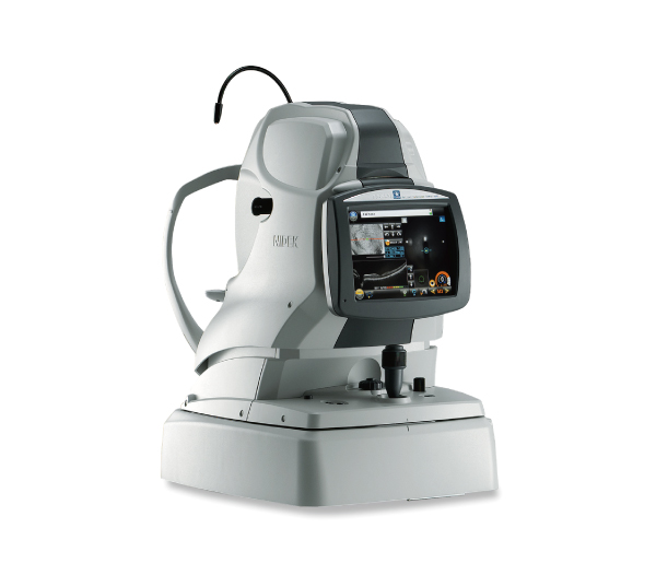 Nidek RS330 Duo Optical Coherence Tomography OCT Eye Care Technology