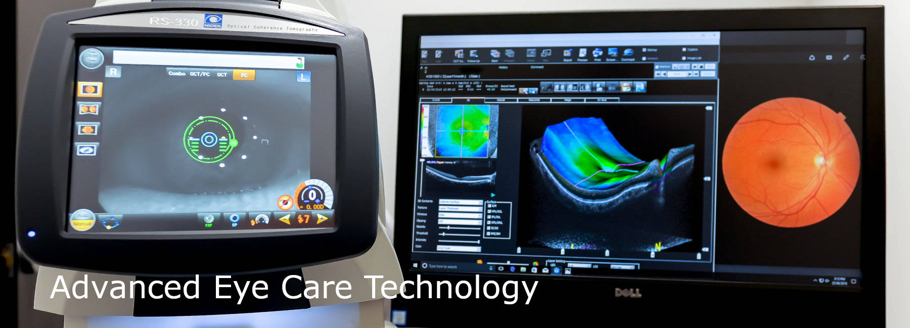 Advanced Eye Care Technology