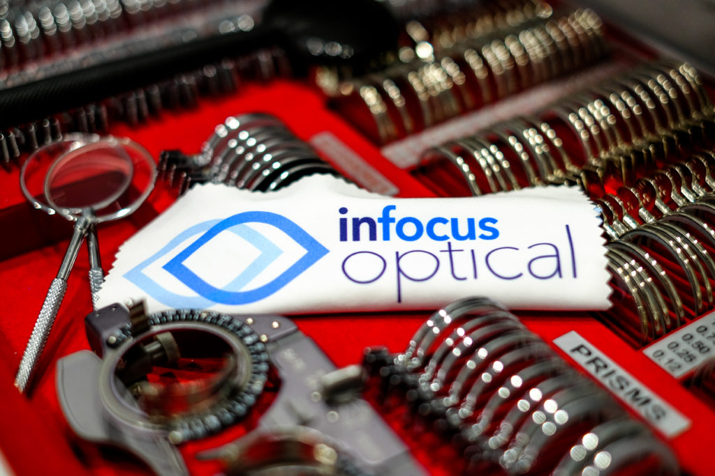 InFocus Optical Trial Lenses Eye Testing