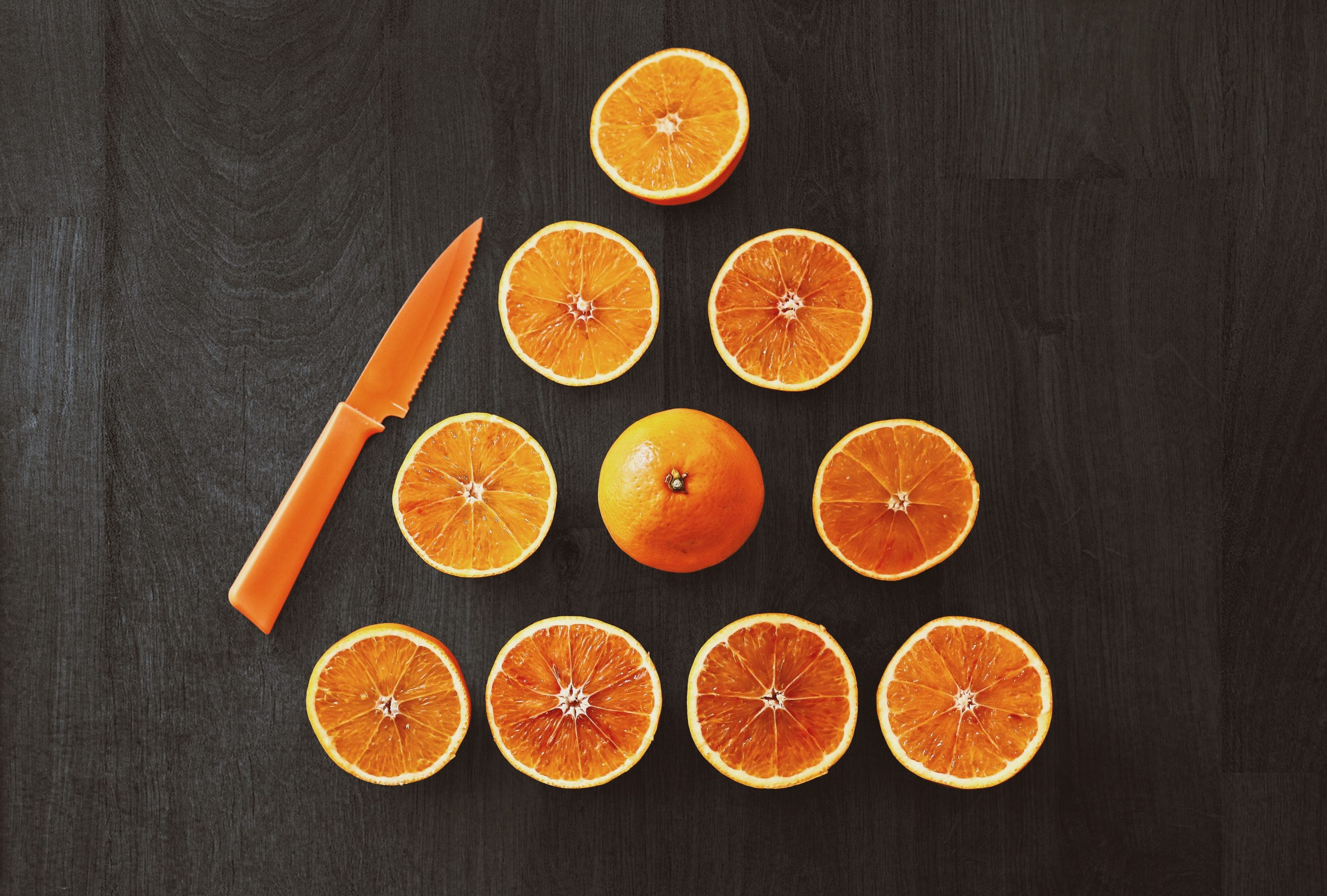 Foods For Eye Health Oranges